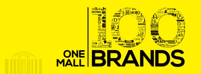 1 Mall - 100 Brands